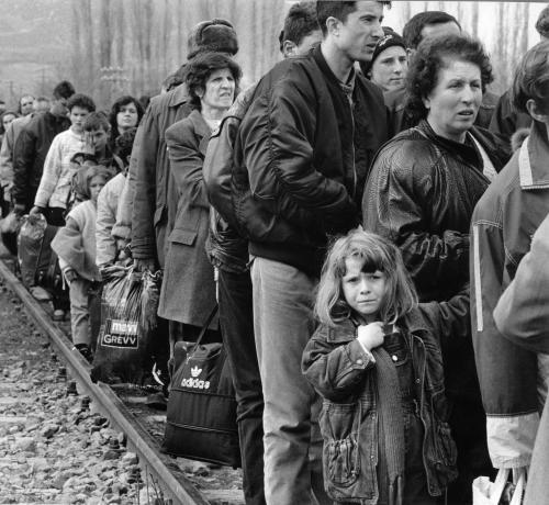 1956 – Primera gran emergencia